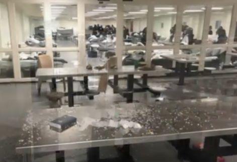 8 Trinitarios members destroy room at Bronx jail barge: Sources