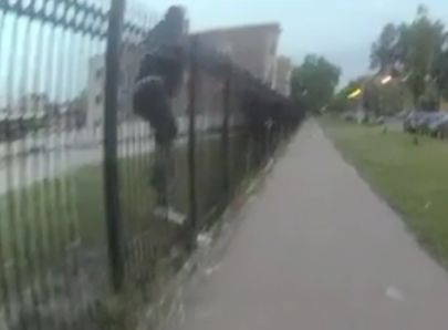 Bodycam video released of fatal police shooting of Maurice Granton Jr.