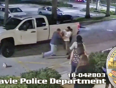 Angry ex-boyfriend crashes Florida birthday party, brawl ensues