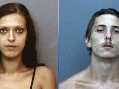 2 arrested on suspicion of looting homes during California wildfire