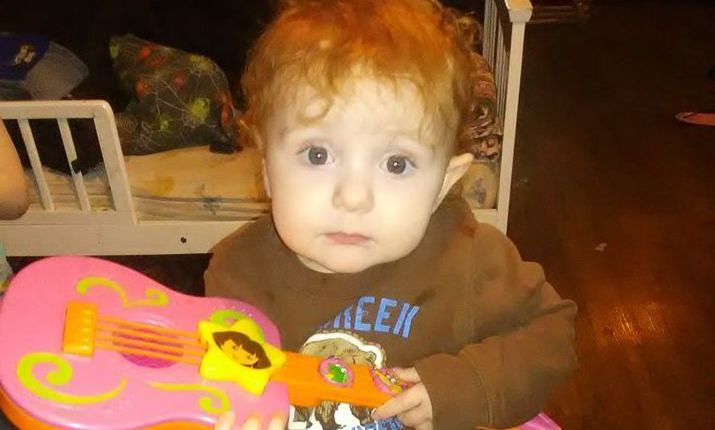 Murdered toddler was found wandering alone in restaurant before death