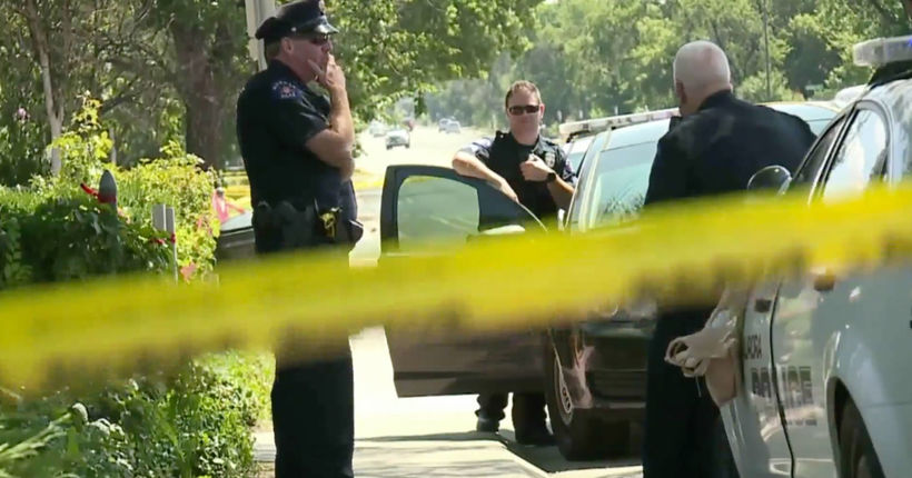 Aurora police fatally shoot armed resident who killed intruder during home invasion