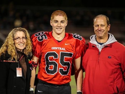 Penn State frat member learns sentence in pledge death case