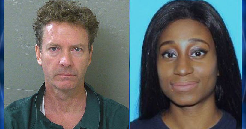 Report: Man strangled girlfriend with bare hands while she held their child