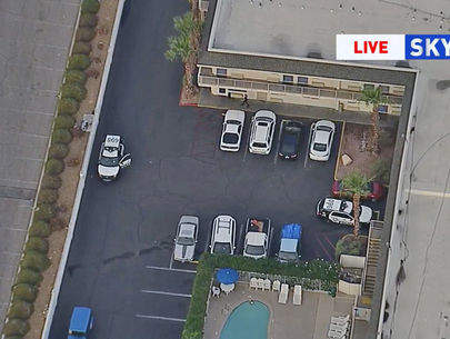 Toddler found unconscious at Las Vegas motel