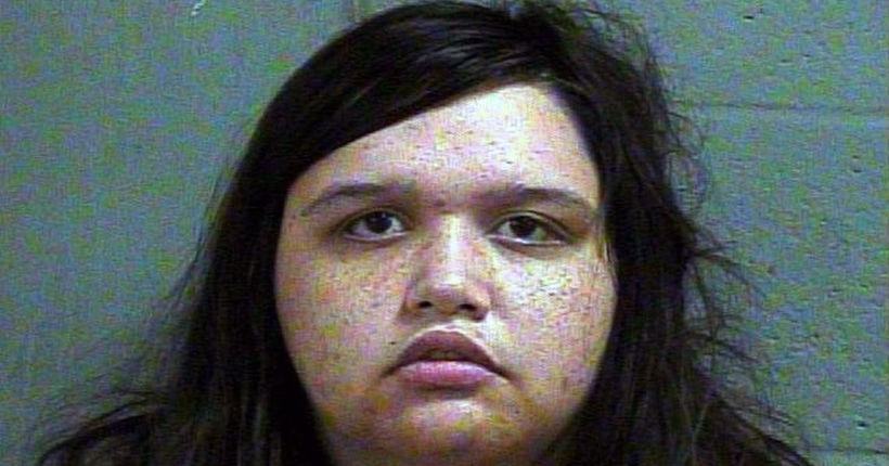 Oklahoma woman shoots roommate in head for texting ex-fiancé, burns down house