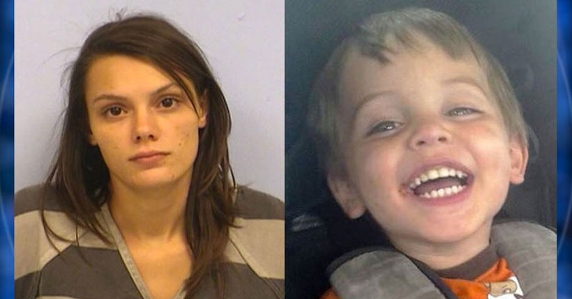 Austin mom pleads guilty in connection with her 2-year-old son's death