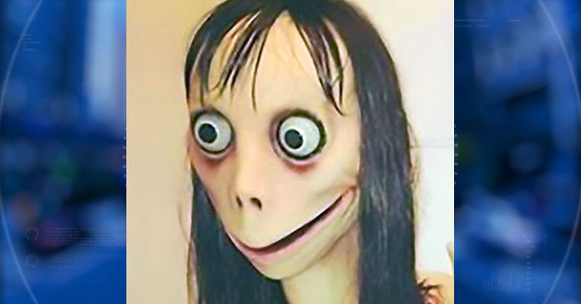 Disturbing 'Momo' suicide challenge game spreading on social media