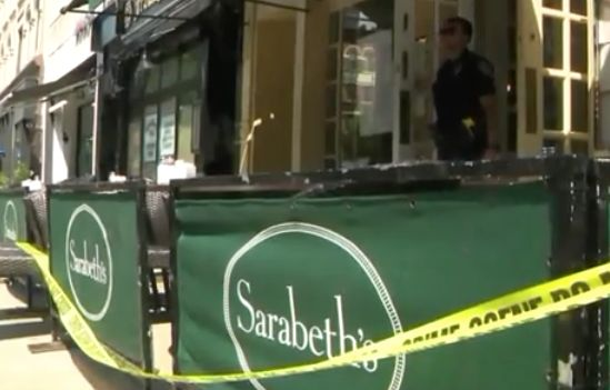 Man jumps out of restaurant freezer, attempts to stab employees at Sarabeth's on UWS: Police