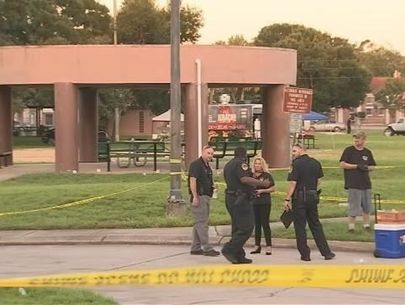 Bystander shoots gunman at Florida back-to-school event after fist fight
