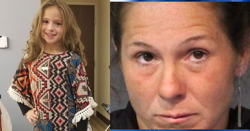 Missing 9-year-old Texas girl found at homeless camp near Reno; mom arrested