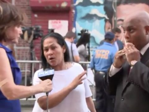 Man arrested near 'Junior' bodega after supporters accuse him of scam
