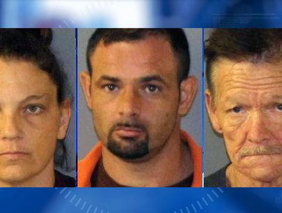 2 kids taken from dangerous Florida home in drugs arrest