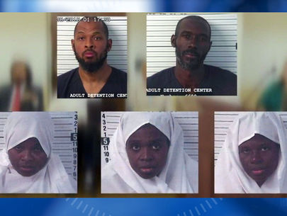 Judge receives threats for ordering release of New Mexico compound suspects
