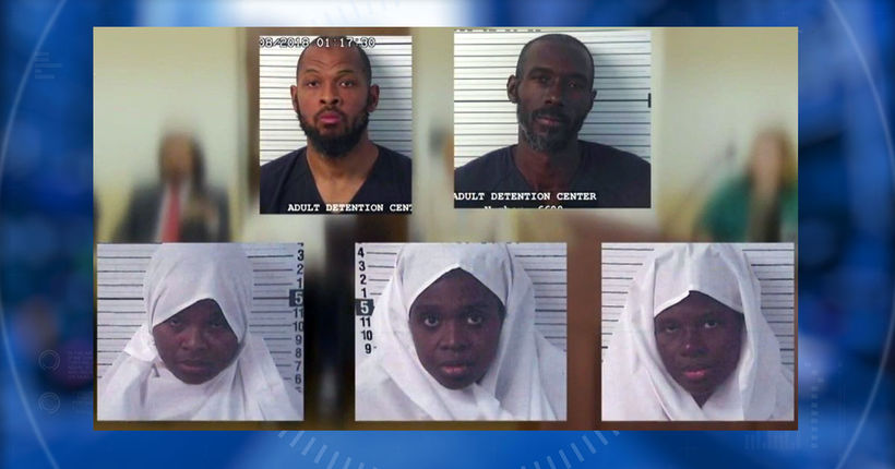 Courthouse locked down after judge receives threats for ordering release of Amalia Compound suspects in New Mexico