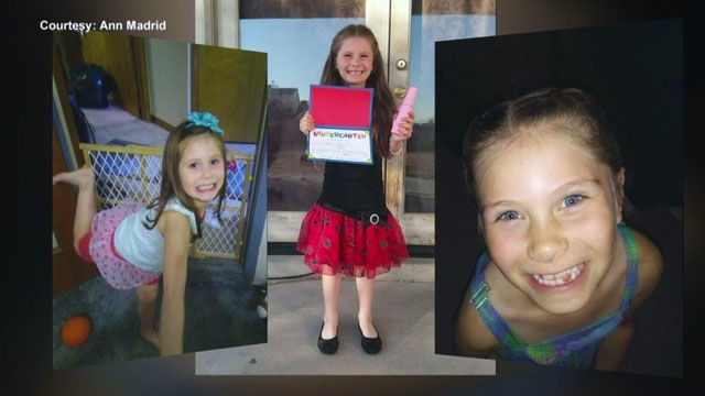 Missing New Mexico girl, 6, found murdered in garage with damage to body