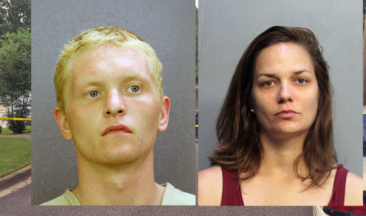 Two arrested in Florida in double-murder of Alabama couple; bloodstained tot led police to scene