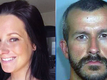 Christopher Watts claims Shanann strangled daughter, admits to killing wife