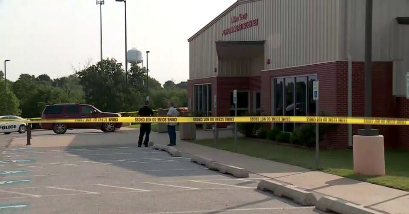 Student stabs 14-year-old girl multiple times at Oklahoma back-to-school assembly