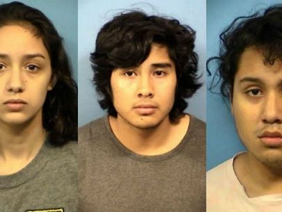 Teens accused of stabbing man, lighting him on fire, running him over