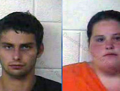 Couple allegedly locked 4-year-old in filthy room for extended times