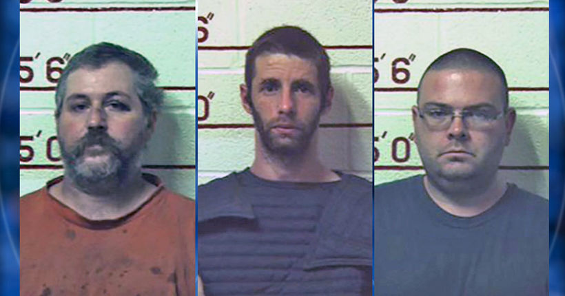 Pennsylvania men charged with sexual intercourse with dogs, horses, cow, goat