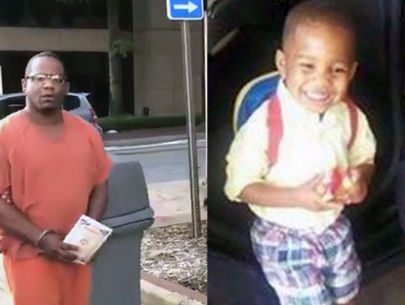 Arkansas man gets 45 years in prison for road-rage death of 3-year-old