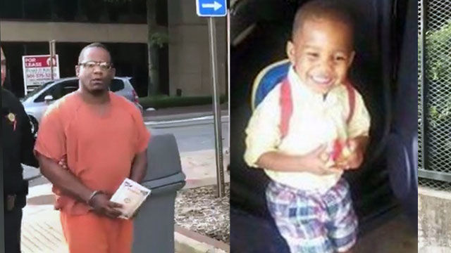 Arkansas man gets 45 years in prison for road-rage shooting death of 3-year-old