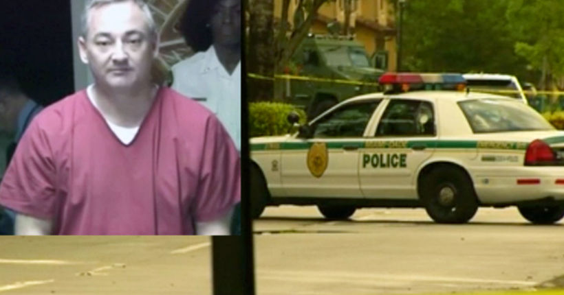 Police: Judge fatally shot himself after standoff near Miami