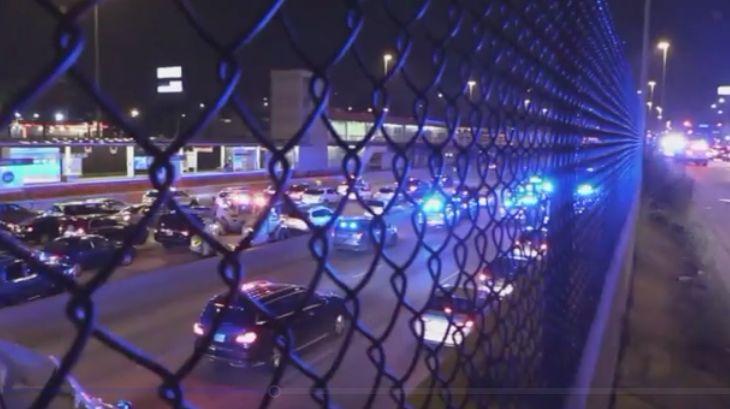 2 injured in Dan Ryan shooting; southbound express lanes closed