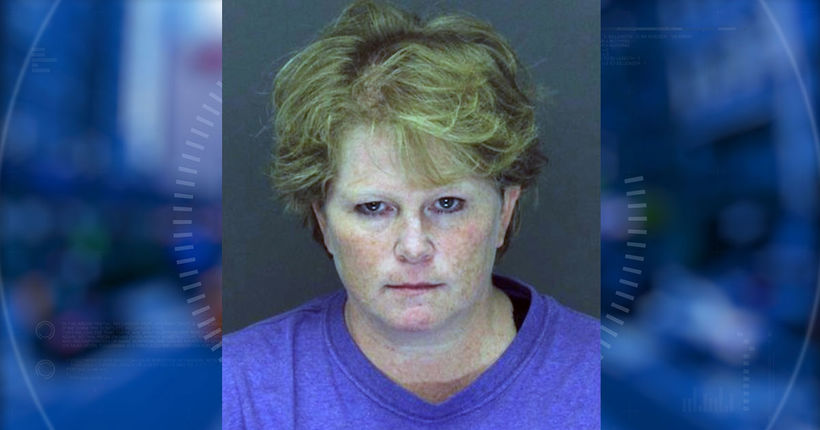 Middle school assistant principal arrested for home invasion of student's house