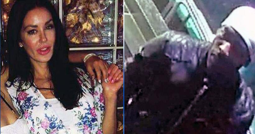 Christina Carlin-Kraft homicide: Man in surveillance video sought