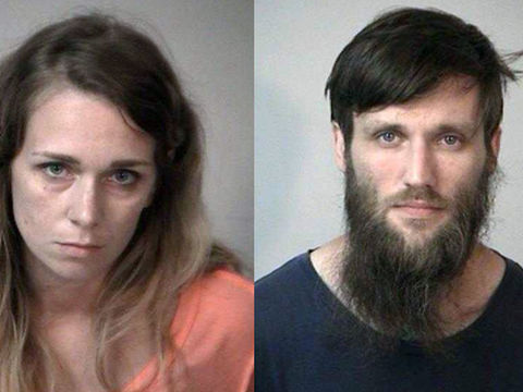 Virginia parents arrested after 4-month-old found dead in motel room