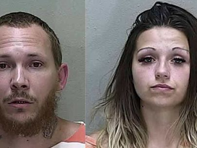 Couple arrested for selling drugs out of drive-thru window at mobile home