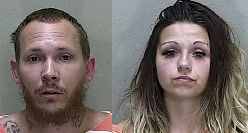 Florida couple arrested for selling drugs out of drive-thru window at mobile home