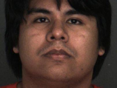 Naked intruder arrested after being found masturbating in girl's bedroom