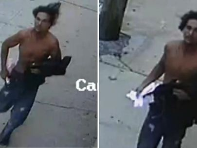 Attempted rapist attacks mother walking with baby in the Bronx; suspect at large