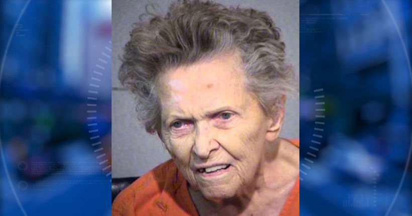 New video, 911 audio released after 92-year-old woman allegedly killed 72-year-old son