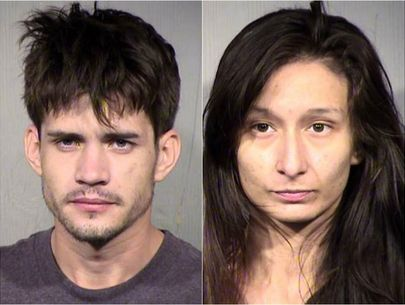 Phoenix parents arrested after toddler ingests Percocet, amphetamines
