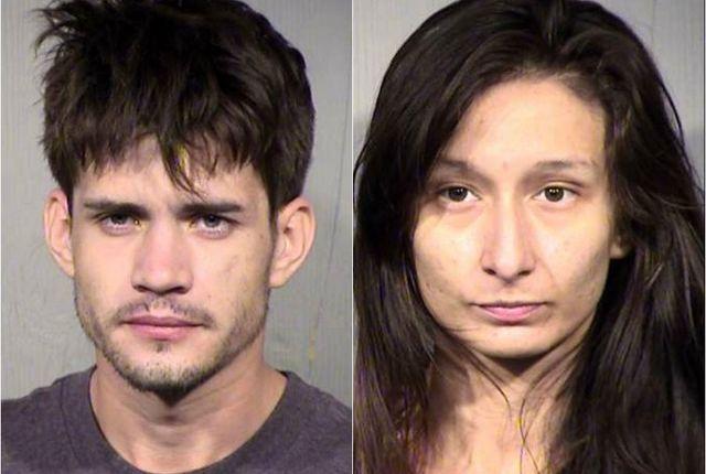 Phoenix parents arrested after toddler ingests Percocet, amphetamines