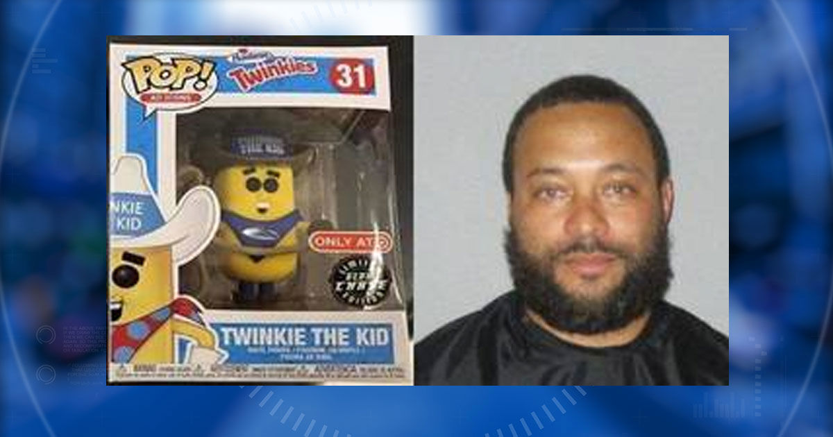 Florida Man Attacks Target Shoppers Steals Twinkie The