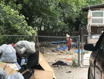 Oklahoma couple arrested after children found covered in filth