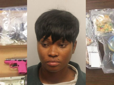 Woman arrested for selling marijuana edibles at church event