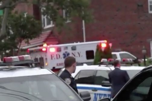 Police fatally shoot armed woman in Queens while responding to call of burglary in progress