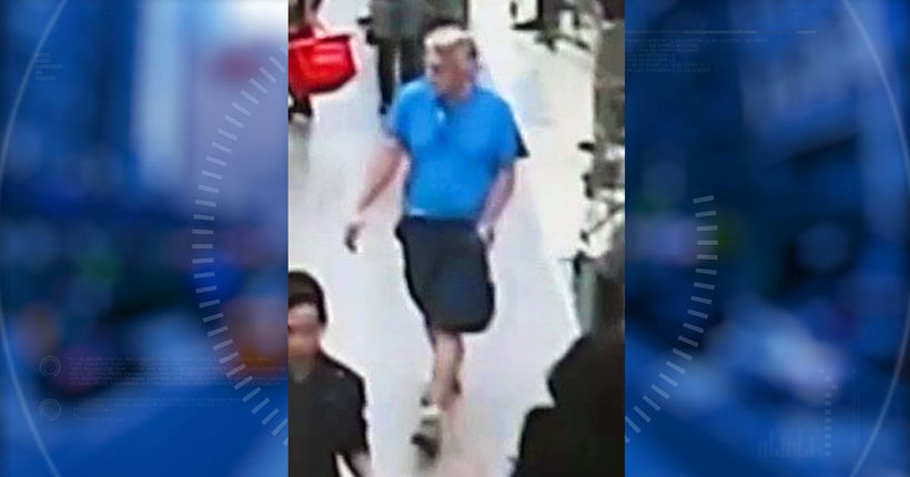 Sex offender arrested, accused of sexually assaulting 9-year-old at Edmonds grocery store